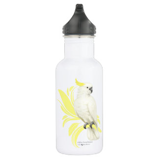 Sulphur Crested Cockatoo 532 Ml Water Bottle