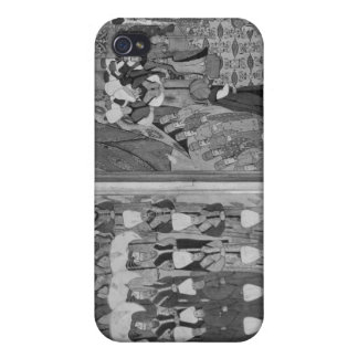 Sultan Ahmed III Distributing Money iPhone 4/4S Case