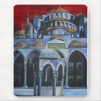 Sultan Ahmed Mosque, Istanbul Mouse Pad