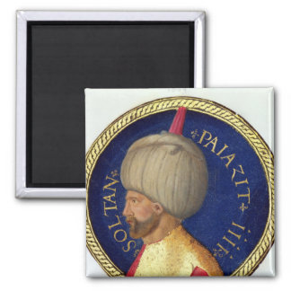 Sultan Bayezid I Magnet