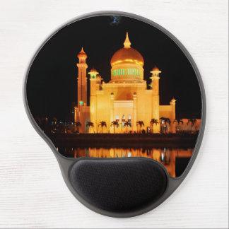 Sultan Omar Ali Saifuddin Mosque Gel Mouse Mat