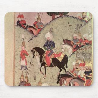 Sultan Selim II Mouse Mat