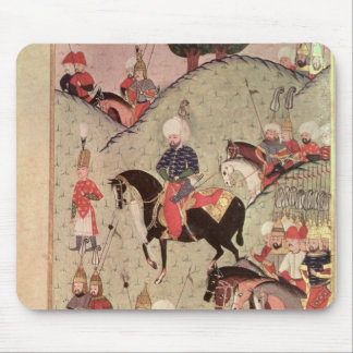 Sultan Selim II Mouse Pad