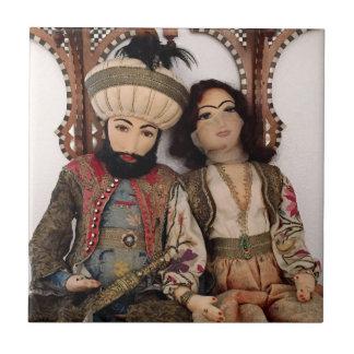 Sultan & Sultana Ceramic Tile