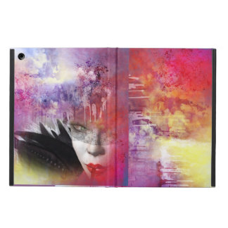 Sultry Abstract Fractal Art iPad Air Case