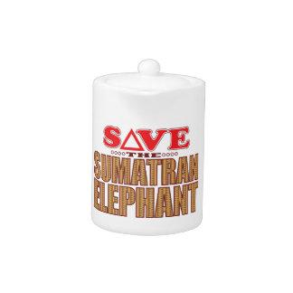 Sumatran Elephant Save