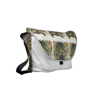 Sumatran Tiger Commuter Bag