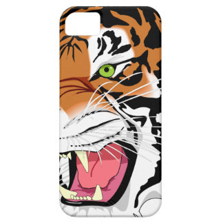 sumatran tiger iPhone 5 cover