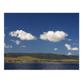 Sumerset Dam Postcard