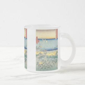 Sumiyoshi Beach Settsu Mug