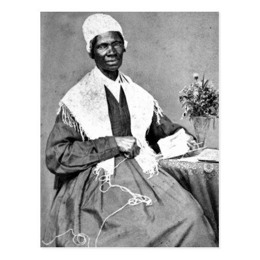Summary Carte de visite of Sojourner Truth , 1864  Postcards