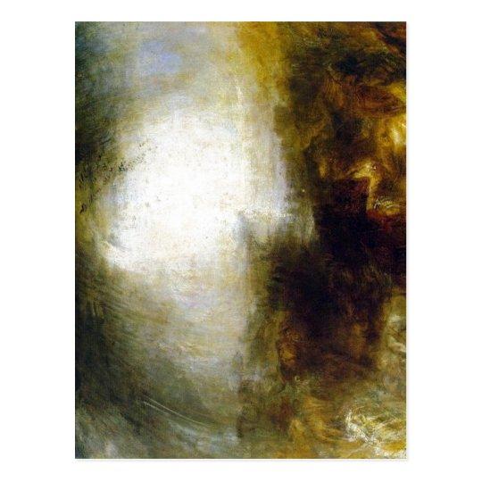 Summary Description Shade and Darkness - the Eveni Postcard