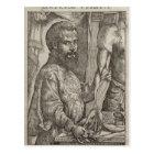 Summary Espa?ol: Andr?s Vesalio (retrato procedent Postcard