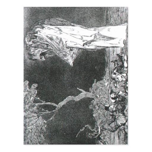 Summary Francisco de Goya y Lucientes: Torheit der Postcard