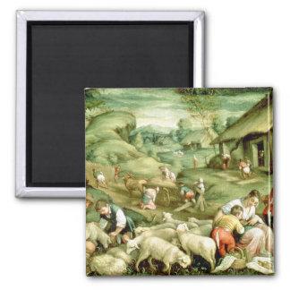 Summer 1570-80 magnets