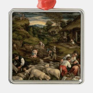 Summer, 1576, christmas ornament
