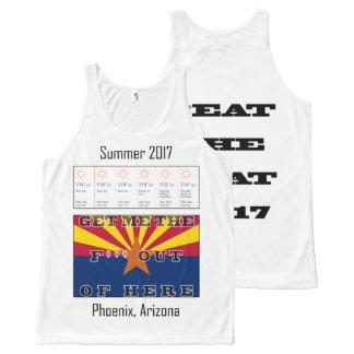 Summer 2K17 Tank All-Over Print Tank Top