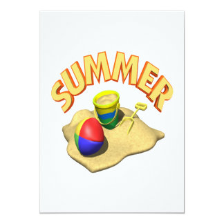Summer 3 card
