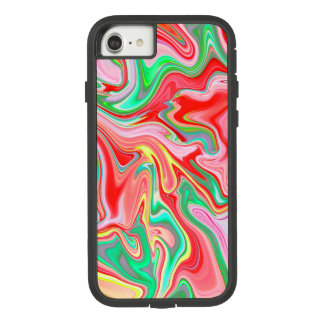 Summer Abstract2 Case-Mate Tough Extreme iPhone 8/7 Case
