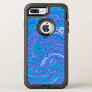 Summer Abstract OtterBox Defender iPhone 8 Plus/7 Plus Case