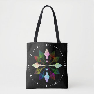 Summer and Winter Tote Bag