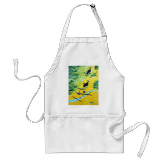 Summer at the Beach Adult Apron