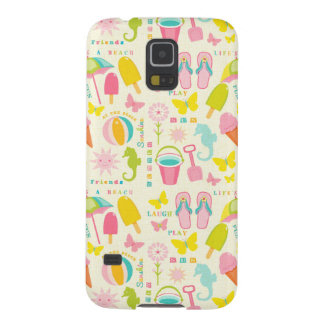 Summer At The Beach Galaxy S5 Cover