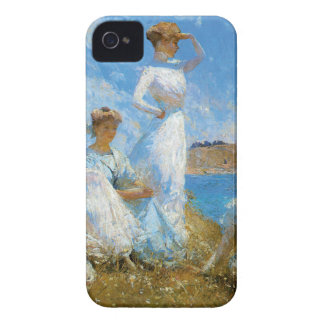Summer at the Beach iPhone 4 Case