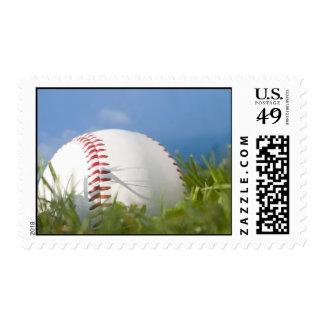Summer Baseball Postage Stamps