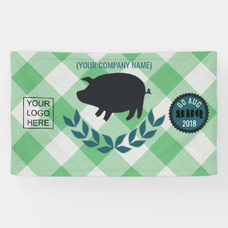 Summer BBQ Picnic Corporate Party Customizable