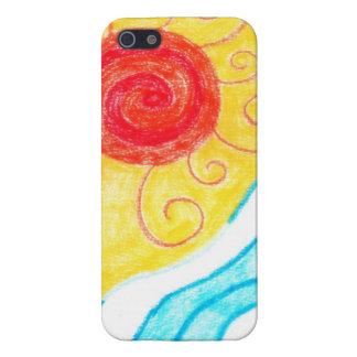 Summer Beach iPhone 5 Case