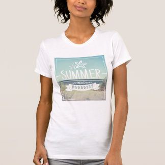 Summer Beach Paradise T-Shirt