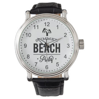 Summer Beach Party Watch