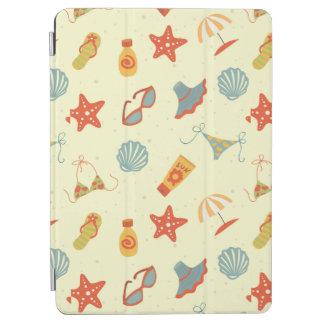 Summer Beach Pattern iPad Air Cover