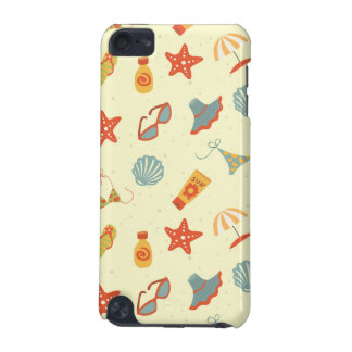 Summer Beach Pattern iPod Touch (5th Generation) Case