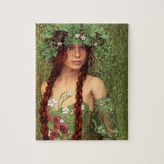 Summer Beauty Puzzle