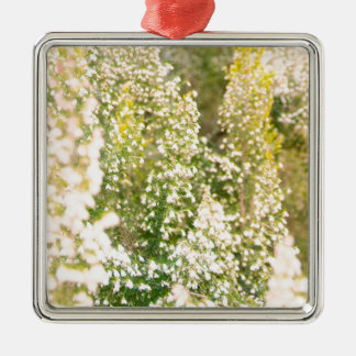 Summer Bells and Mini Trees Christmas Ornament
