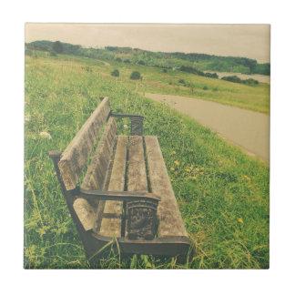 Summer Bench Tile