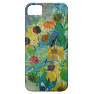 Summer Bouquet by Sue Ann Jackson Case For The iPhone 5