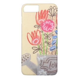 summer bouquet iphone iPhone 7 plus case