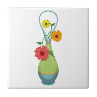 Summer Bouquet Tile