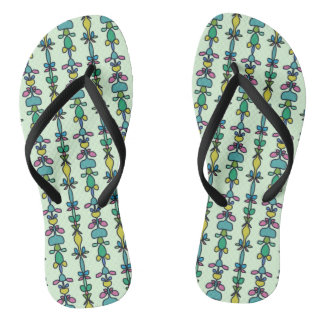 Summer breeze flip flops