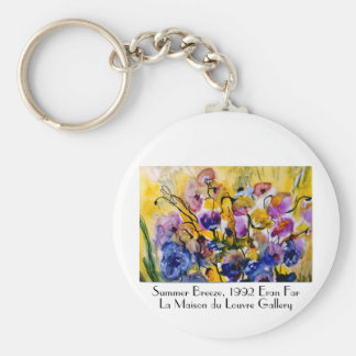 Summer Breeze Key Ring
