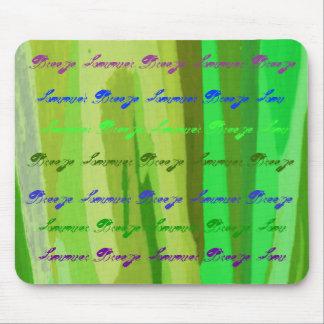 Summer Breeze Mousepad - Customizable Mouse Pad