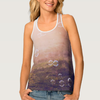 Summer Bubbles Tank Top