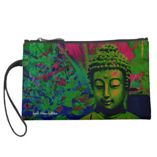 Summer Buddha Cosmetic Bag