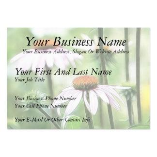 Summer Butterfly Garden Business Cards