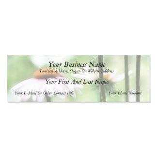 Summer Butterfly Garden Business Card Templates