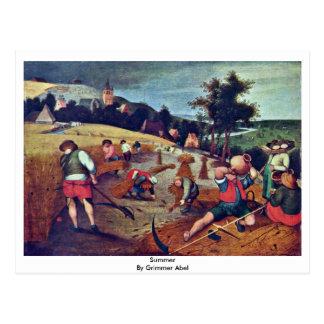 Summer By Grimmer Abel Post Cards