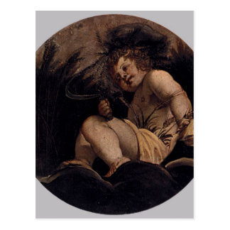 Summer by Tintoretto Postcard